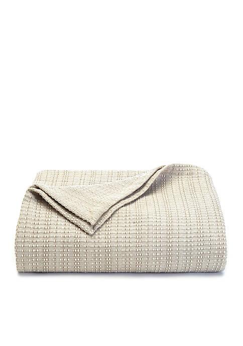 Bamboo Woven Blanket