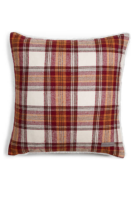 Eddie Bauer Edgewood Plaid Throw Pillow