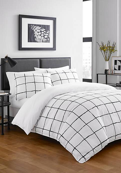 CITY SCENE® Zander Comforter Set