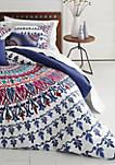 Hanna Medallion Comforter Set