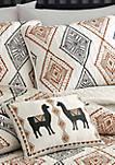 Cusco Rhombus Comforter Set