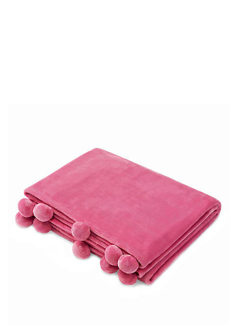 Azalea Skye Salma Pom Pom Home Décor Throw