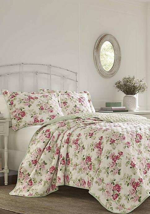Willa Cotton Quilt Set
