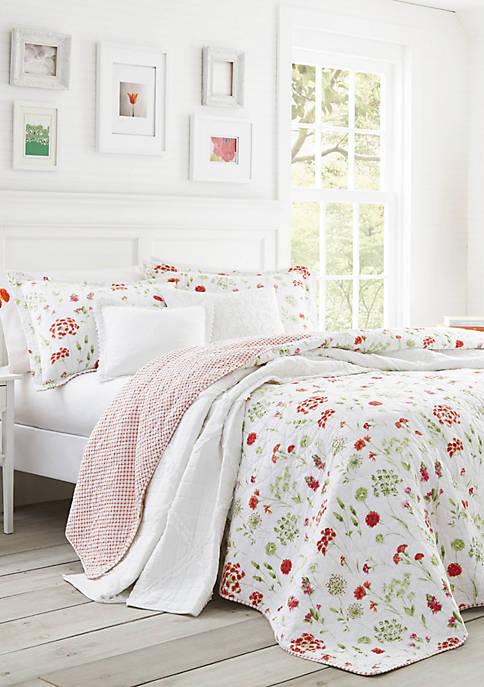 Libby Cotton Quilt Set