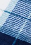 Northsail Plaid Plush Blanket