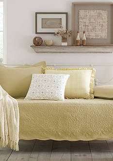 Stone Cottage Trellis Maize Daybed Set