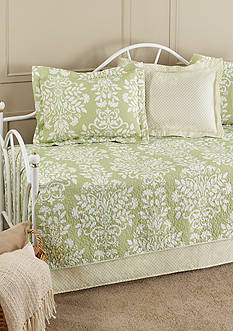 Laura Ashley Rowland 5-Piece Daybed Set - Online Only