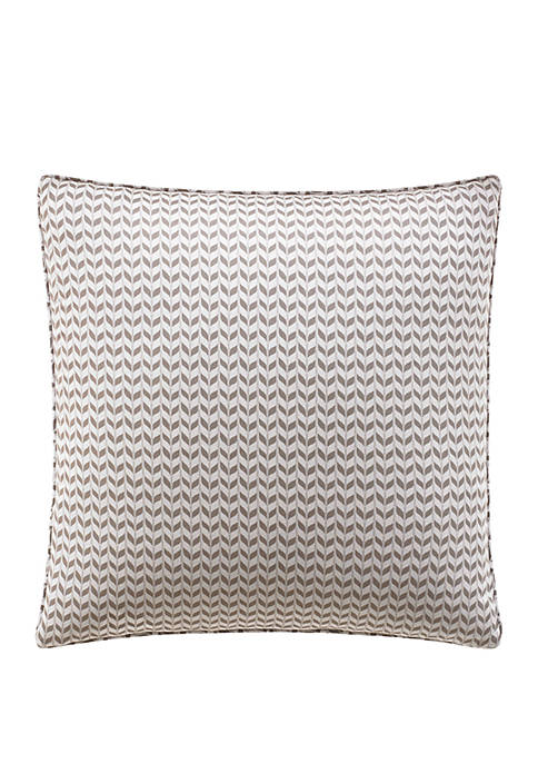 Leaves Decorative Pillow