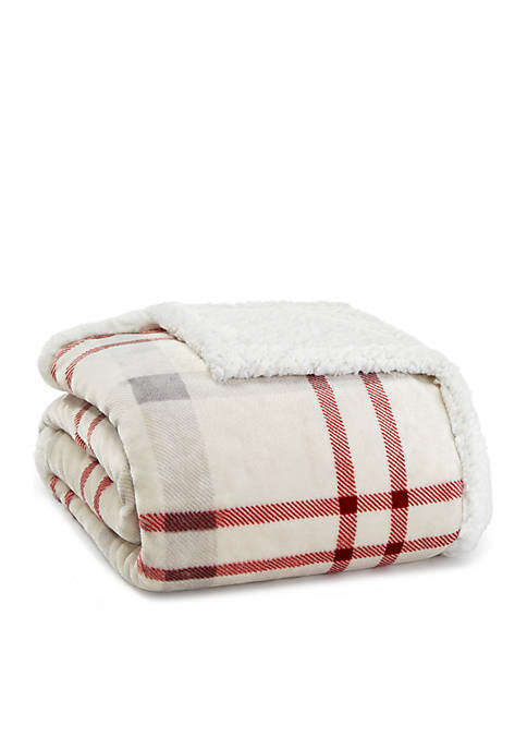 Eddie Bauer Newcastle Throw