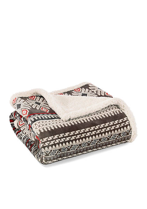 Eddie Bauer Sycamore Throw