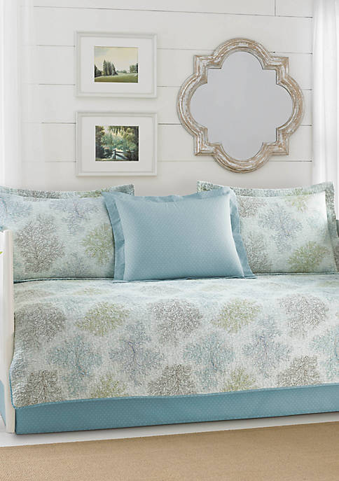 Laura Ashley Saltwater Daybed Set
