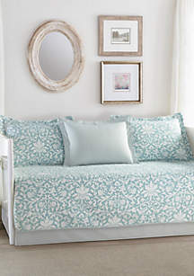Mia Blue Daybed Set