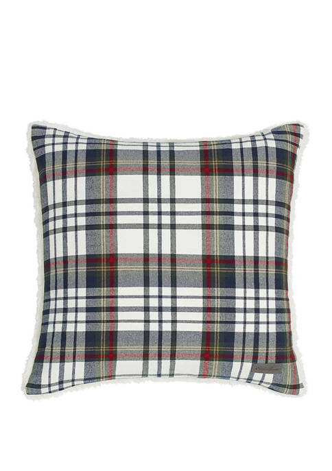 Eddie Bauer Anderson Plaid Decorative Pillow