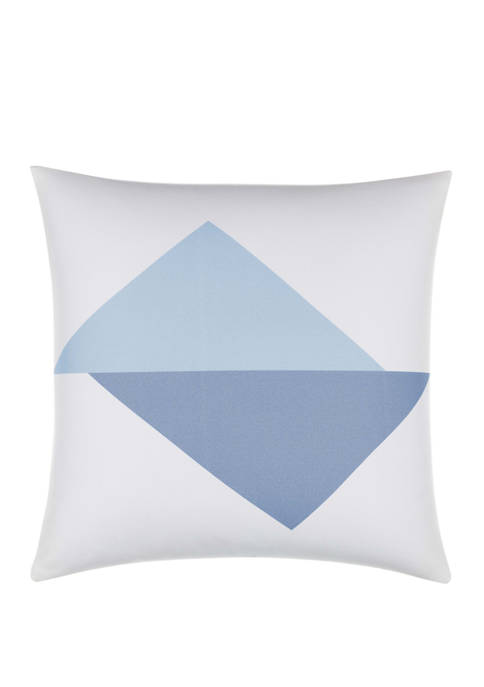 Now House by Jonathan Adler Graphic Triangle Throw