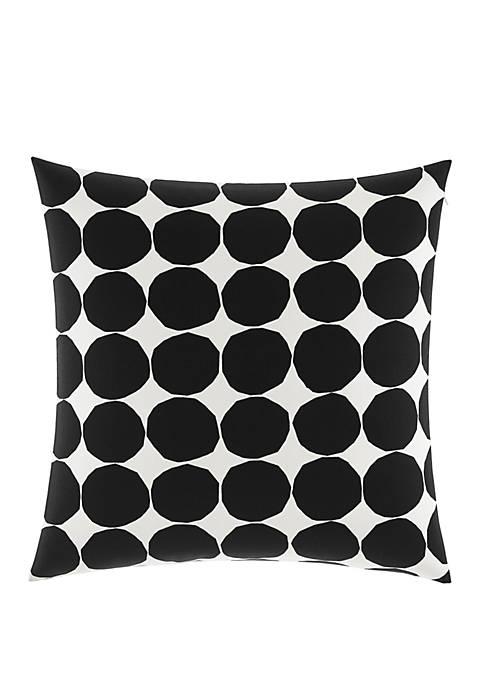 Marimekko Pienet Kivet Black 26 in x 26