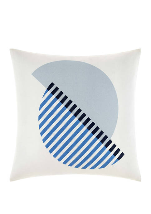 Now House by Jonathan Adler Chroma Circle Throw