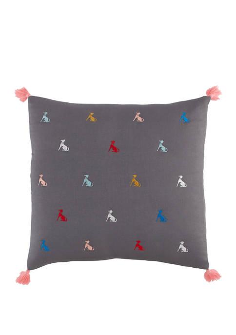 Maisie Cotton Decorative Pillow