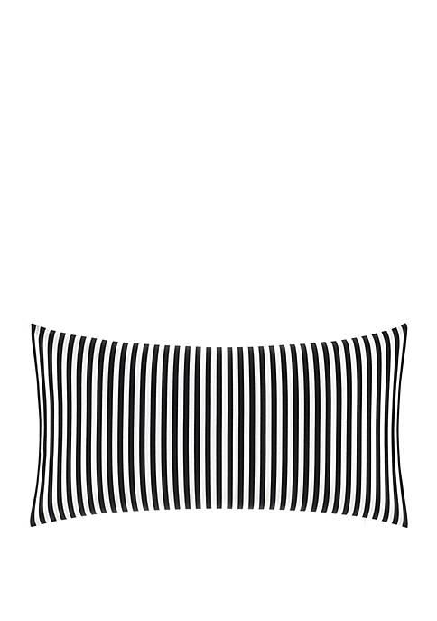Marimekko Ajo White and Black 15 in x