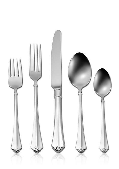 Oneida Julliard 20-Piece Stainless Flatware Set