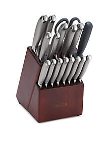 Preferred 18-Piece Stainless Steel Knife Set