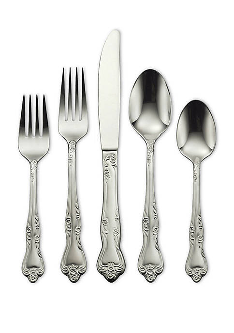 Oneida Azalea 20-Piece Flatware Set