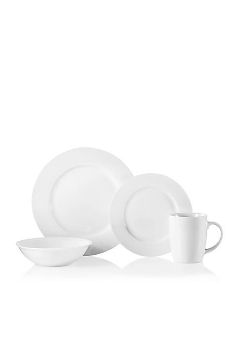 Oneida Naturally White 16-Piece Collection