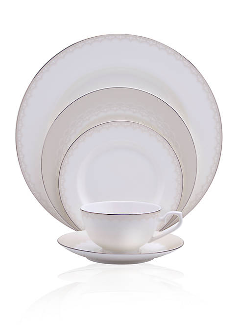 Oneida Juilliard Fine China 5-Piece Place Setting