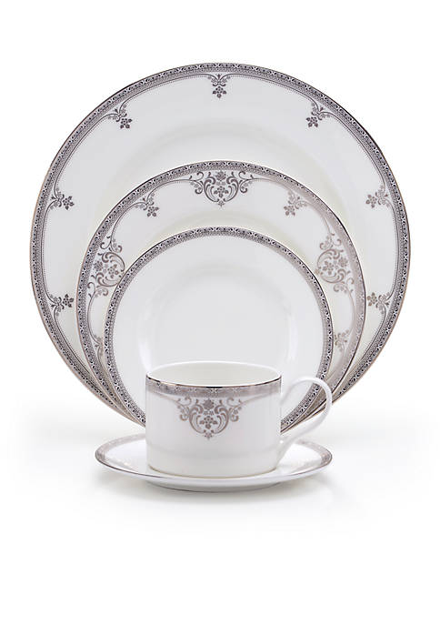 Michelangelo Fine China 5 Piece Place Setting