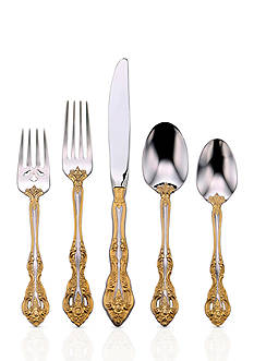 Oneida Golden Michelangelo 5-Piece Place Setting