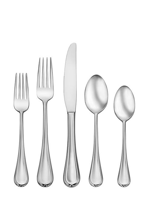 Oneida Clariat 20-Piece Flatware Set