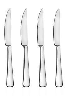 Oneida Aptitude 4-Piece Steak Knife Set