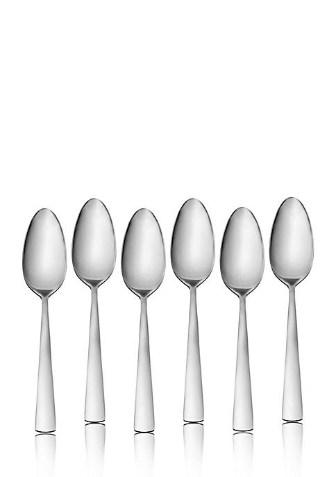 Oneida Aptitude Dinner Spoons, Set of 6