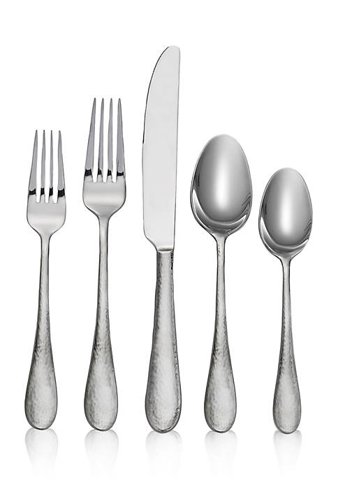 Tibet 20-Piece Silverware Set