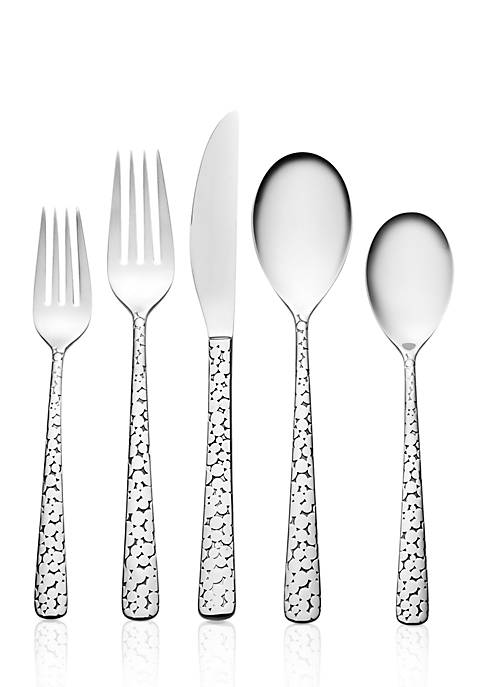 Oneida Lola 45-pc. Flatware Set
