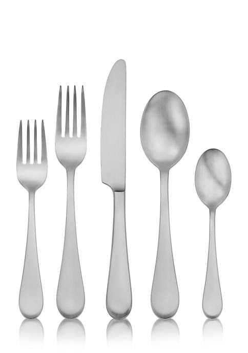 Oneida Satin Icarus 20-pc. Silverware Set