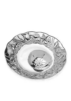 Wilton Armetale Coastal Round 2-Piece Chip and Dip Platter