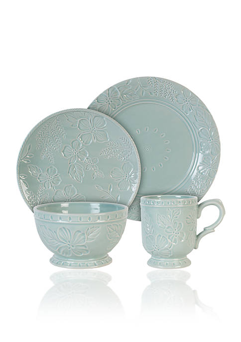 Fitz and Floyd 16-pc. Dinnerware Set