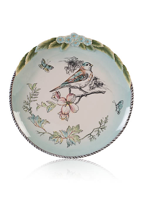Fitz and Floyd Bird Accent Plate