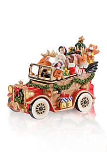 Santa Classic Car Musical