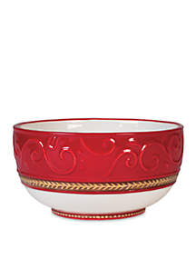 Yuletide Holiday Collection Bowl