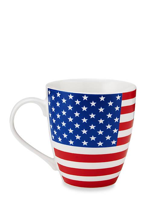Pfaltzgraff Proud To Be An American Mug