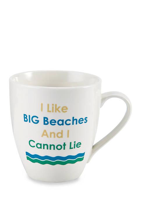 Pfaltzgraff I Like Big Beaches And I Cannot