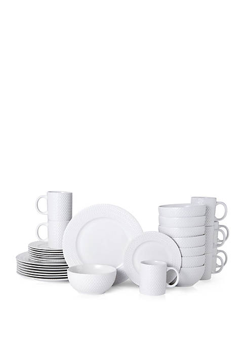 Pfaltzgraff Winston 32-Piece Dinnerware Set