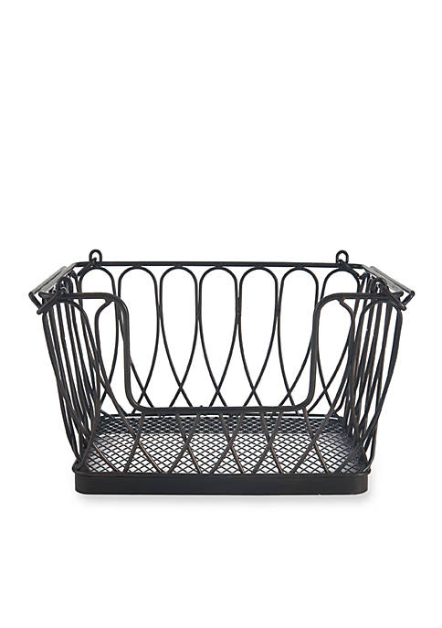 Mikasa Gourmet Basics Stacking Loop Organization Basket