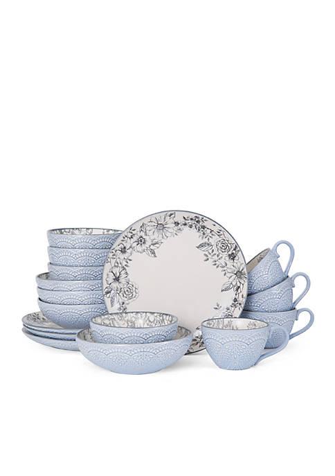Pfaltzgraff Gabriela 16-pc. Dinnerware Set