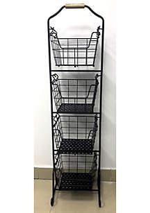 Ferme 4-Tier Market Basket