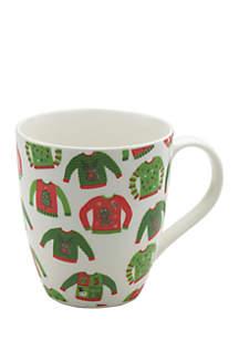 Holiday Ugly Sweater Mug
