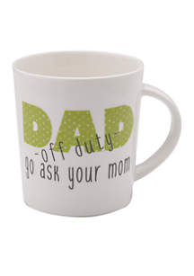 Pfaltzgraff Dad Off Duty Mug