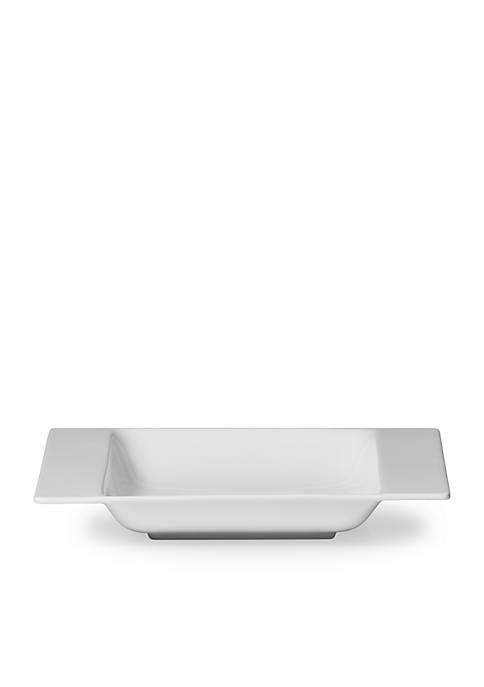 Modern White Soup Bowl