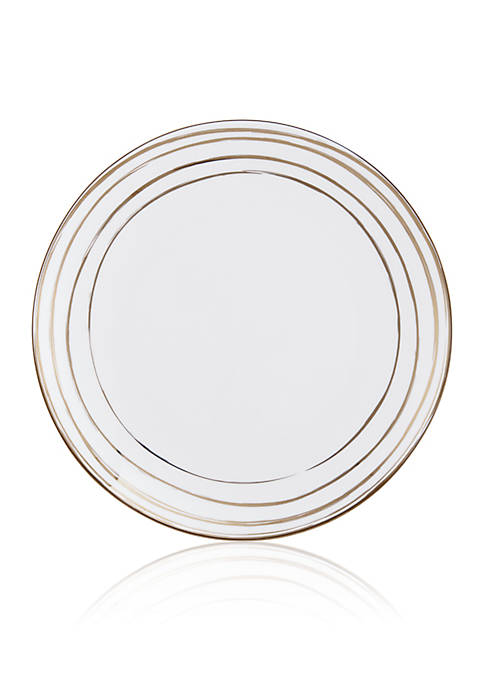 Swirl Gold Salad Plate 8.5-in.
